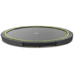 EXIT Silhouette 14 Ground Trampoline 427 cm (14ft)