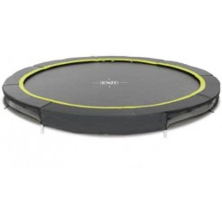 EXIT Silhouette 8 Ground Trampoline 244cm (8ft)