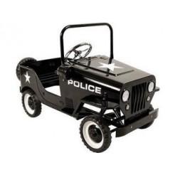 Politie 9603 Metalen Trapauto