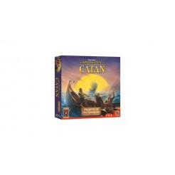 999 Games Uitbreidingsset Kolonisten Van Catan: Piraten & Ontdekkers