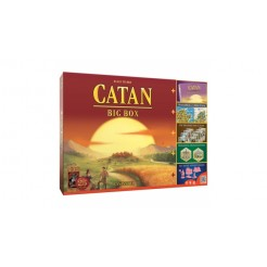 Spel De Kolonisten van Catan Big Box
