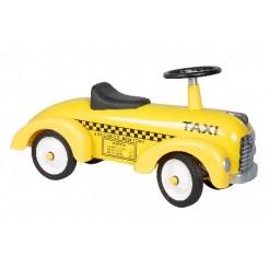 Taxi Speedster Loopauto van Metaal