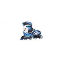 Alert Inline Skates Blauw Maat 31-34