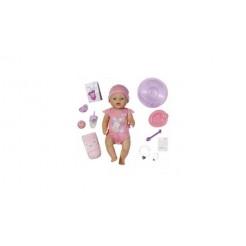Baby Born Interactieve Pop Girl met Accessoires