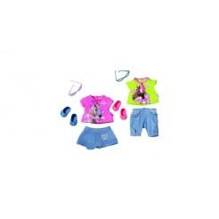 Baby Born Deluxe Jeans Set Assorti