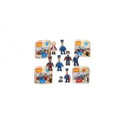 Pieter Post Pack met 2 Speelfiguren Assorti