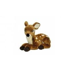 Bambi Knuffel Liggend 28cm