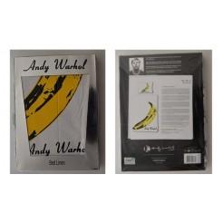 Andy Warhol Banaan 1-Persoons Dekbedovertrek