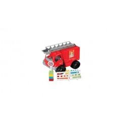Brandweerwagen met 30 Blokken