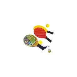 Softtennis Rackets + Bal