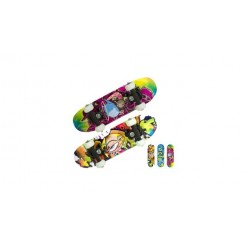 Mini Skateboard 43cm Assorti