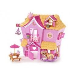 LalaLoopsy Mini Sew Sweet House Speelhuis 40,5 cm