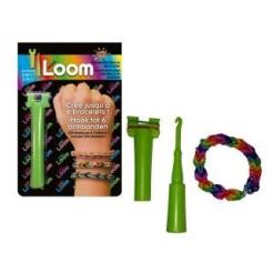 Mini Loom + 200 Elasiekjes Assorti