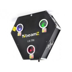 Beamz LS-FBTRI RGB Laser DMX