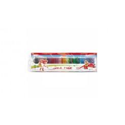 Bruynzeel Mega Pack 50 Viltstiften met Uitwasbare Inkt