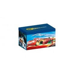 Cars TB84834CR Canvas Speelgoed Opbergdoos 56cm