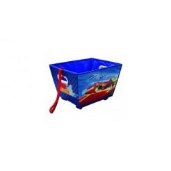 Disney Cars TB84831CR Rijdende Speelgoed Opbergbox