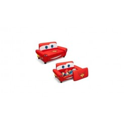 Disney Cars TC85687CR Kinder Sofa met Opbergruimte