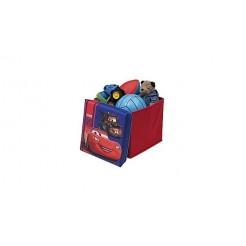 Cars TC85735CR Canvas Speelgoed Opbergdoos 28cm
