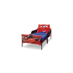 Cars BB86690CR 3D Twin Bed 199x109x85cm