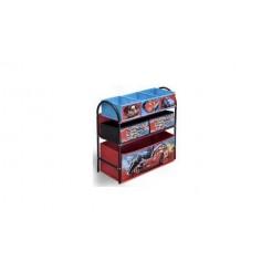Cars TB84495CR Metalen Speelgoed Opbergkast