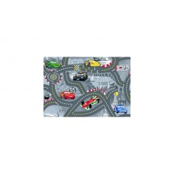 Disney Cars Speelkleed World 95x133cm