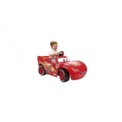 Cars 2 Lightning MC Queen Accuvoertuig 6V