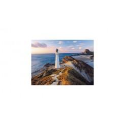 Clementoni 1000 Lighthouse Puzzel 1000 stukjes