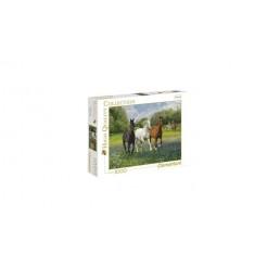 Clementoni 1000 Horses 1000 stukjes