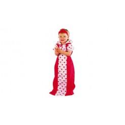 Clown Kinderkostuum Valentijn 3-4 jaar