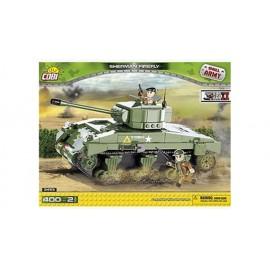Cobi Small Army Sherman Firefly
