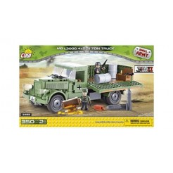 Cobi Small Army Mercedes Benz L3000