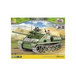 Cobi Small Army Tank SU 85