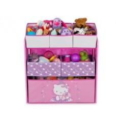 Hello Kitty TB84887HK Houten Speelgoed Opbergkast