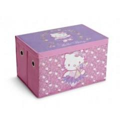 Hello Kitty TB84888HK Canvas Speelgoed Opbergdoos 56cm