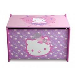 Hello Kitty TB84889HK Houten Speelgoed Opbergkist