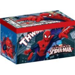 Spiderman TB84857SM Canvas Speelgoed Opbergdoos 56cm