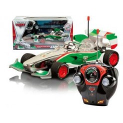 Cars Francesco RC Auto Groen