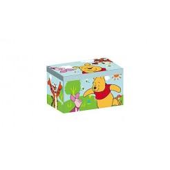Disney Winnie the Pooh TB84987WP Canvas Speelgoed Opbergdoos 56cm