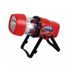 Disney Cars DIS-COMCARS1 3in1 LED Tafellamp