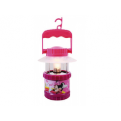 Minnie Mouse DIS-CAMPMIN1 Mini Camping Lantaarnlamp