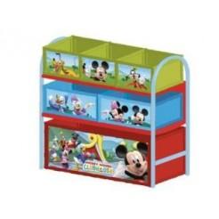 Disney Mickey Mouse TB84764MM Metalen Speelgoed Opbergkast