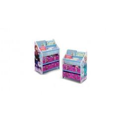 Disney Frozen TB83239FZ Houten Speelgoed + Boeken Opbergkast