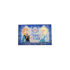 Disney Frozen Speelkleed Anna en Elsa 95x133cm