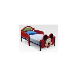 Disney Mickey Mouse BB86681MM 3D Peuterbed 1,5+