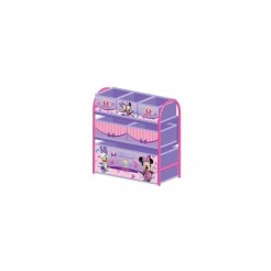 Disney Minnie Mouse TB84801MN Metalen Speelgoed Opbergkast
