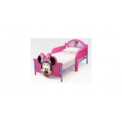 Disney Minnie Mouse BB86682MN 3D Peuterbed 1,5+