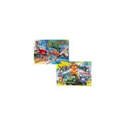 Disney Planes Puzzel 104stukjes Assorti