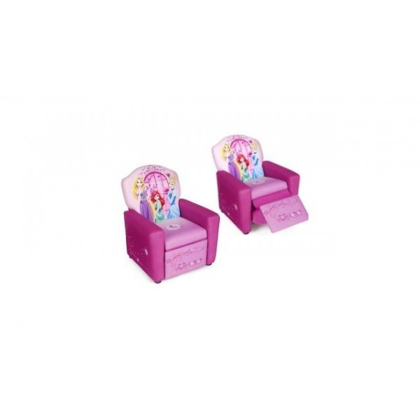 Kinder Relax Fauteuil.Disney Princess Tc85679ps Relax Kinder Fauteuil