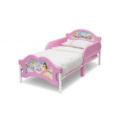 Disney Princess BB86683PS 3D Peuterbed 1,5+